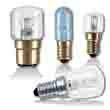 Ampoules à incandescence, Applications spéciales Four, veilleuse