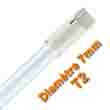 Tubes fluorescents, Diamètre 7 mm T2